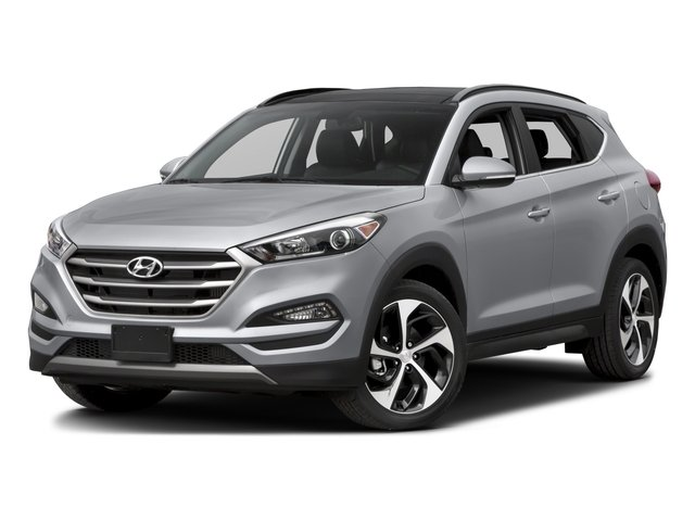 2017 Hyundai Tucson Base Price Limited AWD Pricing side front view