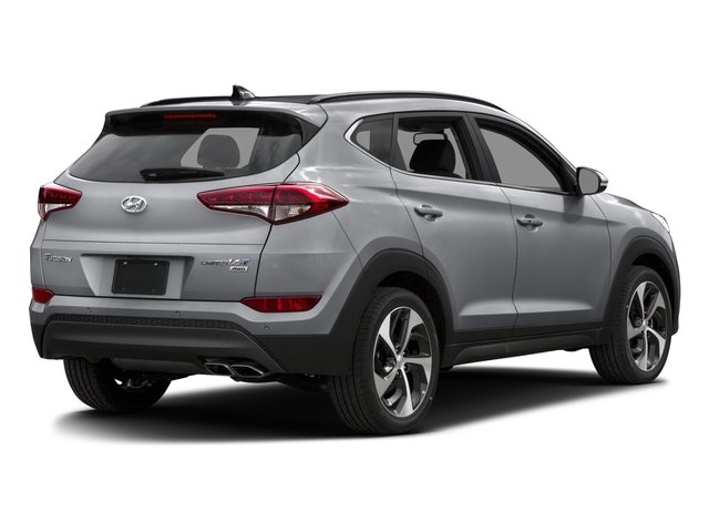 2017 Hyundai Tucson Base Price Limited AWD Pricing side rear view