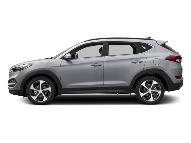 2017 Hyundai Tucson Base Price Limited AWD Pricing side view