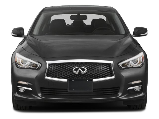 2017 INFINITI Q50 Pictures Q50 3.0t Signature Edition AWD photos front view