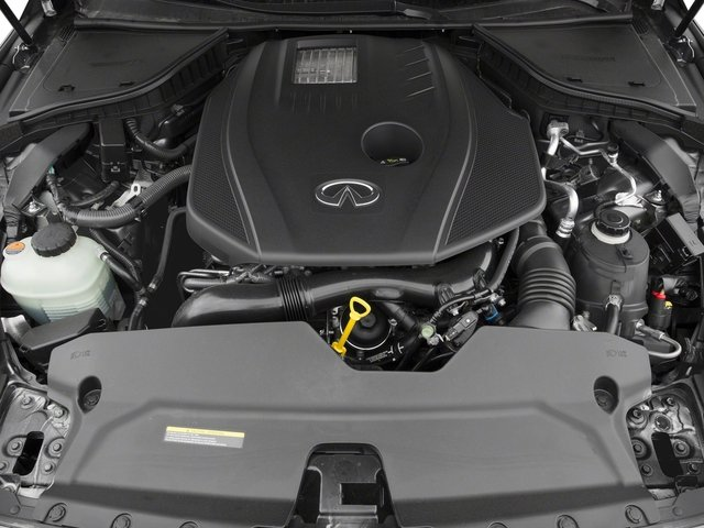2017 INFINITI Q50 Pictures Q50 3.0t Signature Edition AWD photos engine