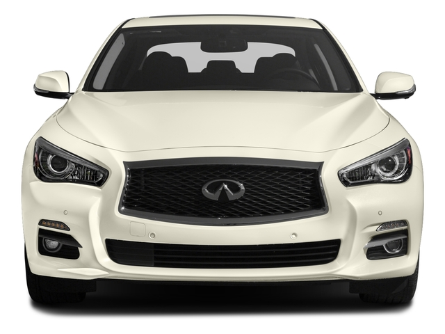 2017 INFINITI Q50 Hybrid Pictures Q50 Hybrid Sedan 4D AWD V6 Hybrid photos front view