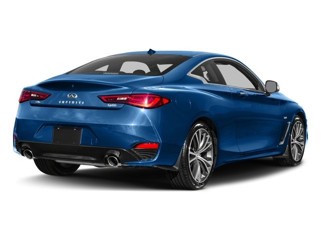 2017 INFINITI Q60 Prices and Values Coupe 2D 3.0T Sport side rear view