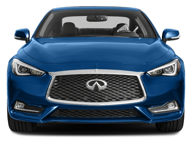 2017 INFINITI Q60 Base Price Red Sport 400 AWD Pricing front view