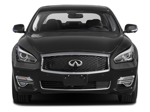 2017 INFINITI Q70 Prices and Values Sedan 4D V6 front view