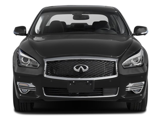 2017 INFINITI Q70 Prices and Values Sedan 4D AWD V8 front view