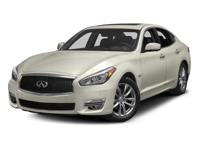 2017 INFINITI Q70 Hybrid Prices and Values Sedan 4D V6 Hybrid