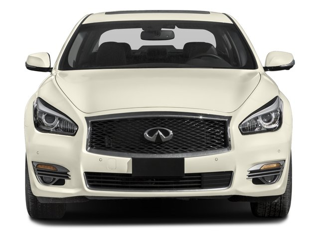 2017 INFINITI Q70L Pictures Q70L 5.6 RWD photos front view