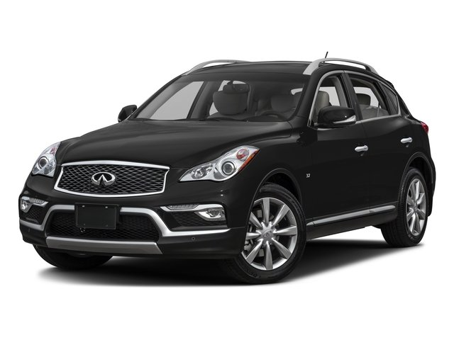 2017 INFINITI QX50 Base Price AWD Pricing side front view
