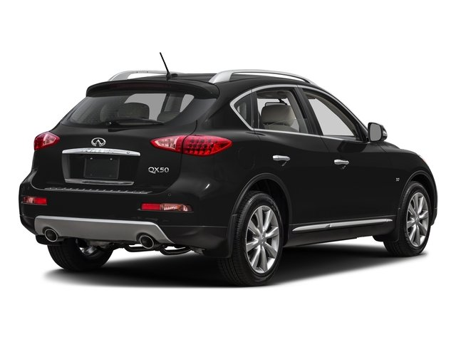 2017 INFINITI QX50 Prices and Values Utility 4D AWD V6 side rear view
