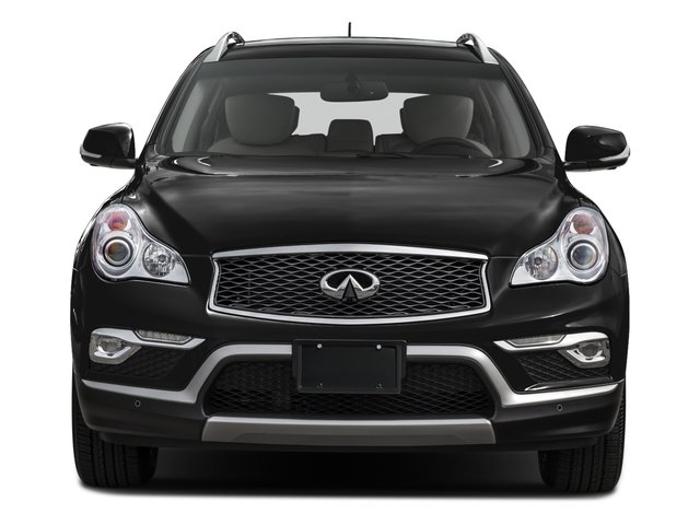 2017 INFINITI QX50 Base Price AWD Pricing front view