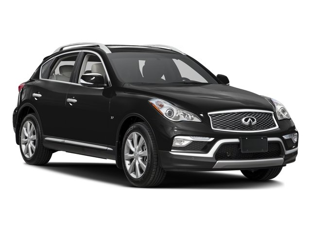 2017 INFINITI QX50 Prices and Values Utility 4D AWD V6 side front view