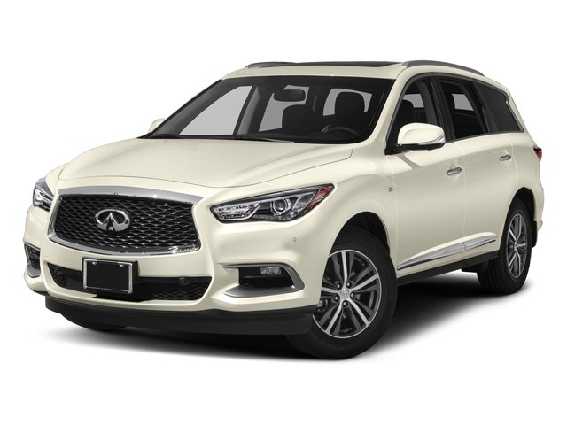 2017 INFINITI QX60 Base Price FWD Pricing side front view
