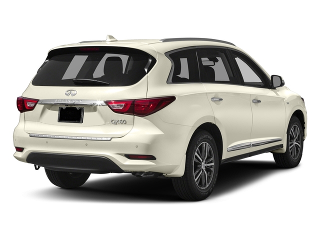 2017 INFINITI QX60 Base Price FWD Pricing side rear view