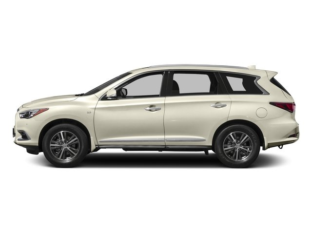 2017 INFINITI QX60 Base Price FWD Pricing side view