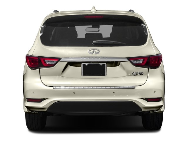 2017 INFINITI QX60 Base Price FWD Pricing rear view