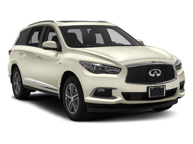 2017 INFINITI QX60 Prices and Values Utility 4D AWD V6 side front view