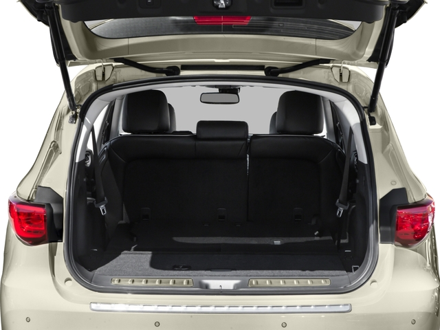 2017 INFINITI QX60 Base Price FWD Pricing open trunk