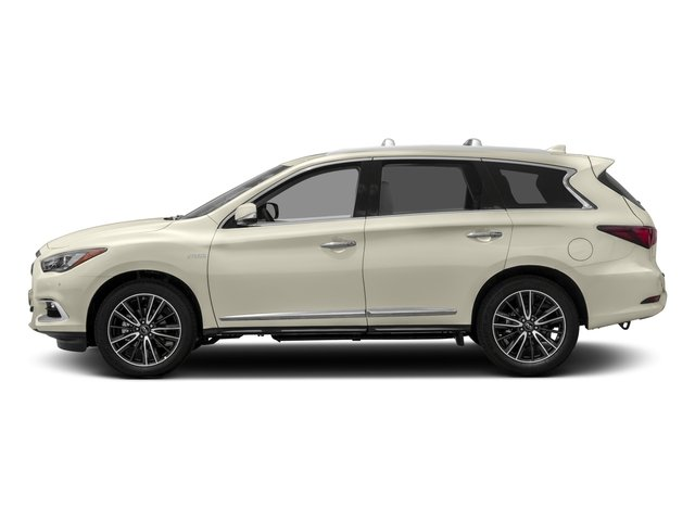 2017 INFINITI QX60 Hybrid Prices and Values Utility 4D Hybrid AWD I4 side view