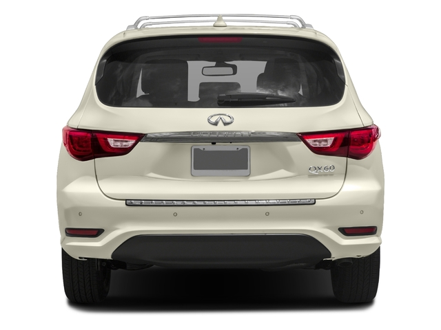 2017 INFINITI QX60 Hybrid Prices and Values Utility 4D Hybrid AWD I4 rear view