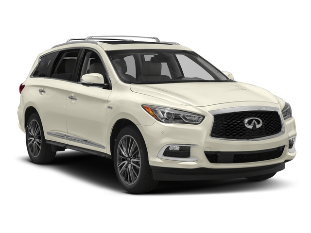2017 INFINITI QX60 Hybrid Prices and Values Utility 4D Hybrid 2WD I4 side front view