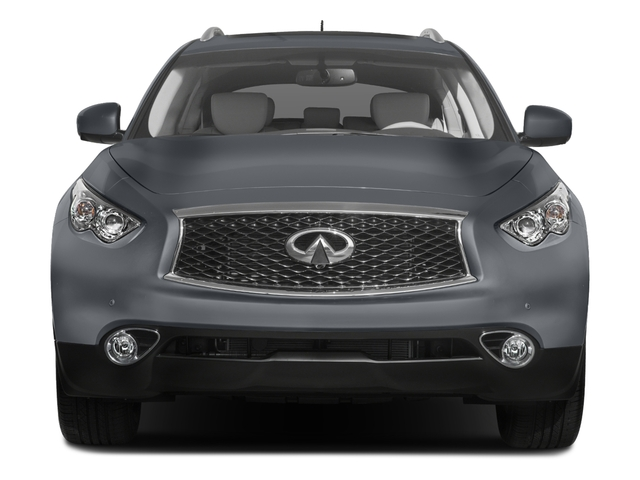 2017 INFINITI QX70 Base Price RWD Pricing front view