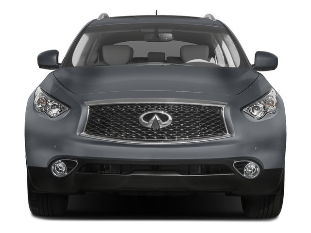 2017 INFINITI QX70 Prices and Values Utility 4D 2WD V6 front view