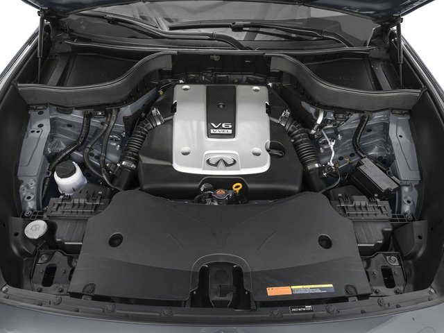 2017 INFINITI QX70 Prices and Values Utility 4D 2WD V6 engine