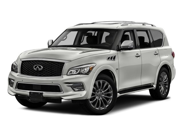 2017 INFINITI QX80 Prices and Values Utility 4D 2WD V8
