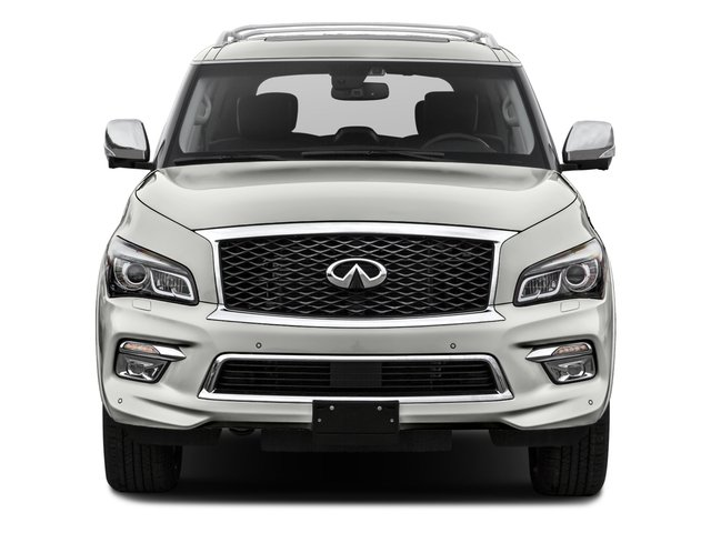 2017 INFINITI QX80 Prices and Values Utility 4D 2WD V8 front view
