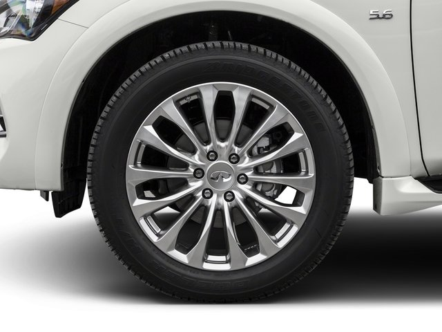 2017 INFINITI QX80 Prices and Values Utility 4D 2WD V8 wheel