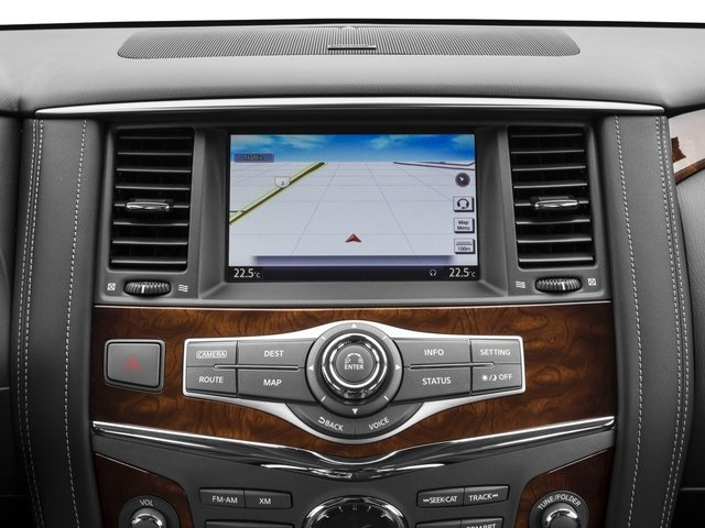 2017 INFINITI QX80 Prices and Values Utility 4D 2WD V8 navigation system