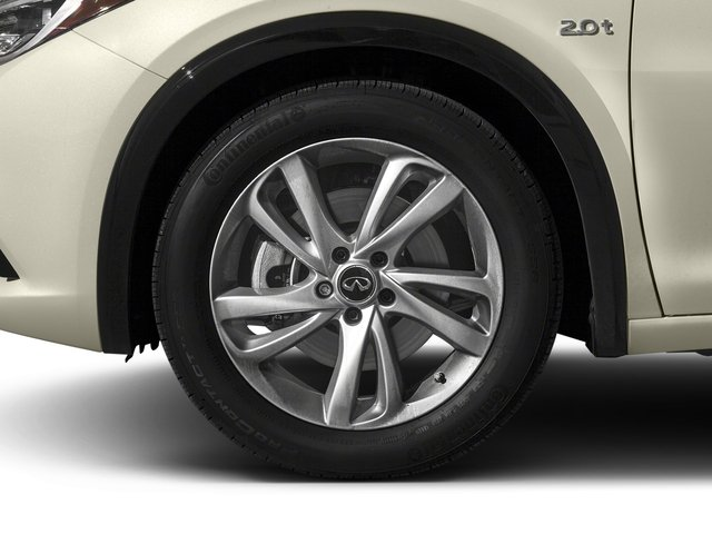 2017 INFINITI QX30 Pictures QX30 Utility 4D Sport 2WD photos wheel