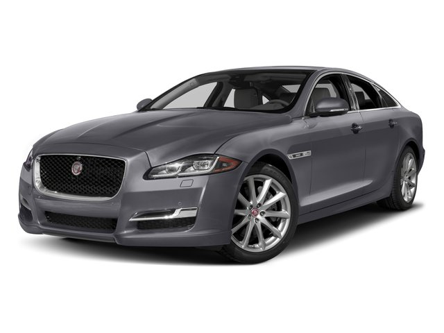 2017 Jaguar XJ Pictures XJ XJ R-Sport AWD photos side front view