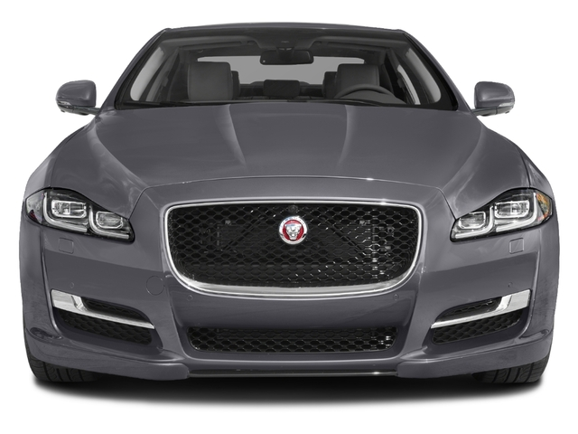2017 Jaguar XJ Pictures XJ Sedan 4D V8 Supercharged photos front view