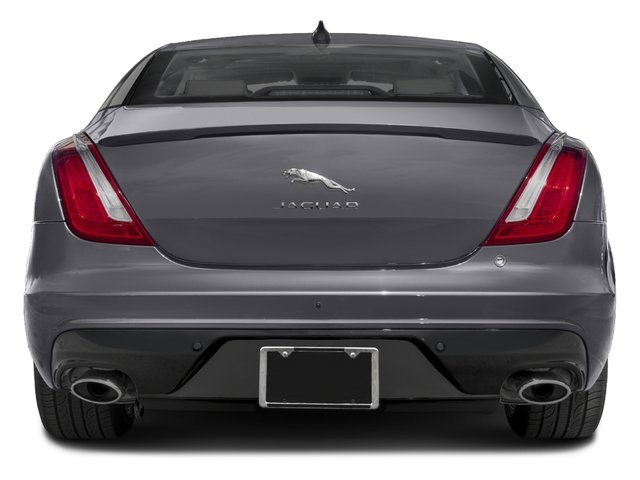 2017 Jaguar XJ Pictures XJ Sedan 4D V8 Supercharged photos rear view