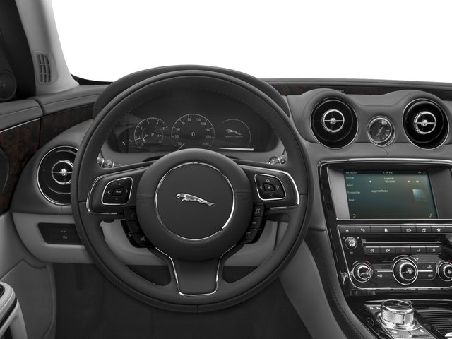 2017 Jaguar XJ Pictures XJ Sedan 4D V8 Supercharged photos driver's dashboard