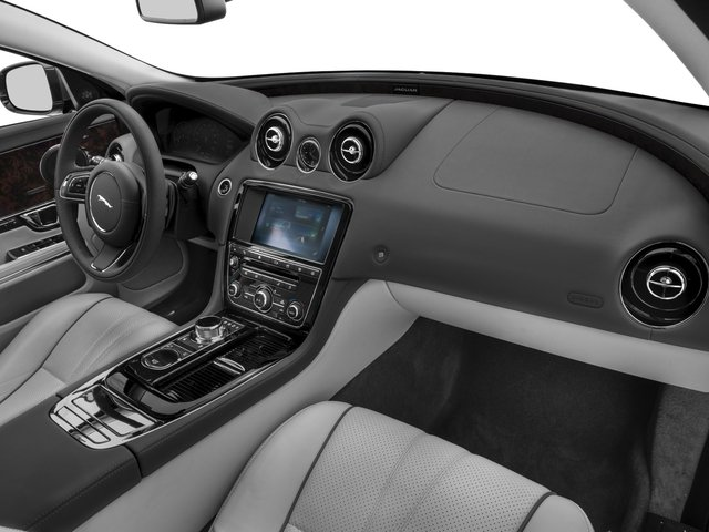 2017 Jaguar XJ Pictures XJ Sedan 4D R-Sport AWD V6 Supercharged photos passenger's dashboard