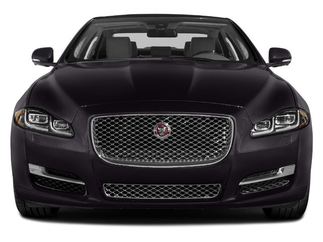 2017 Jaguar XJ Prices and Values Sedan 4D L V8 Supercharged front view