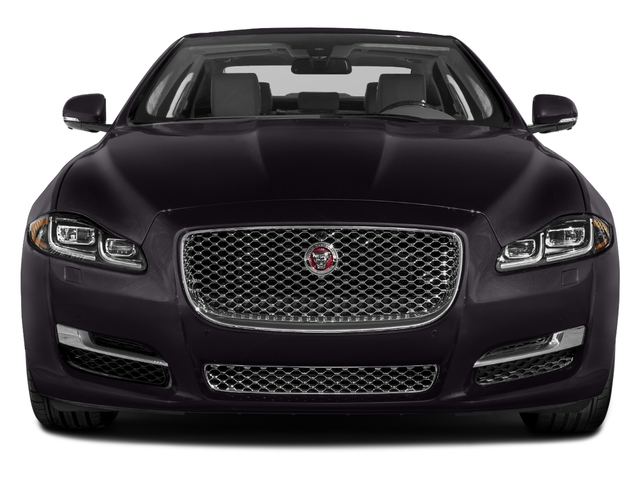 2017 Jaguar XJ Pictures XJ XJL Supercharged RWD photos front view