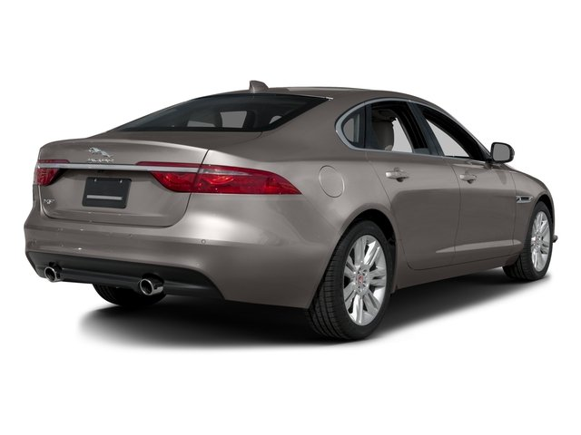 2017 Jaguar XF Prices and Values Sedan 4D 20d Premium AWD I4 T-Diesel side rear view
