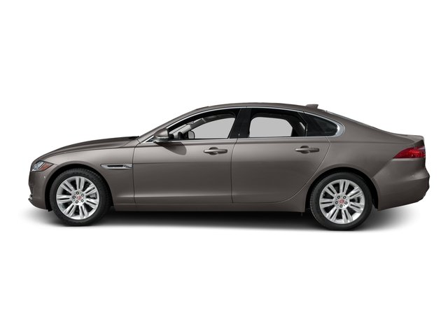 2017 Jaguar XF Prices and Values Sedan 4D 20d Premium AWD I4 T-Diesel side view