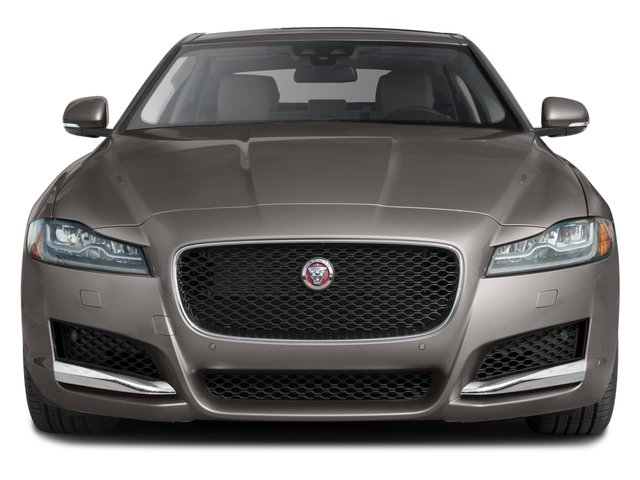 2017 Jaguar XF Pictures XF Sedan 4D 35t Premium V6 Supercharged photos front view