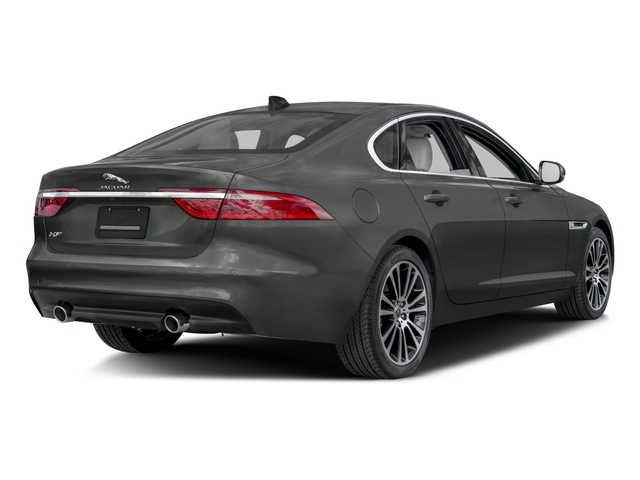 2017 Jaguar XF Prices and Values Sedan 4D 35t Prestige AWD V6 Sprchrd side rear view