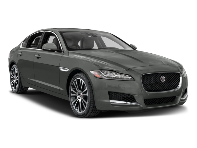 2017 Jaguar XF Prices and Values Sedan 4D 20d Prestige I4 T-Diesel side front view