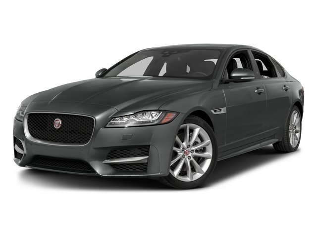 2017 Jaguar XF Prices and Values Sedan 4D 20d R-Sport AWD T-Diesel side front view