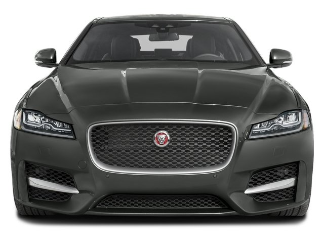 2017 Jaguar XF Prices and Values Sedan 4D 35t R-Sport V6 Supercharged front view