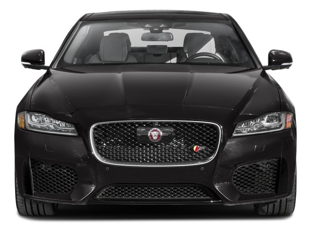 2017 Jaguar XF Base Price 35t RWD Pricing front view
