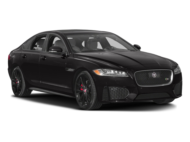 2017 Jaguar XF Prices and Values Sedan 4D 20d I4 T-Diesel side front view