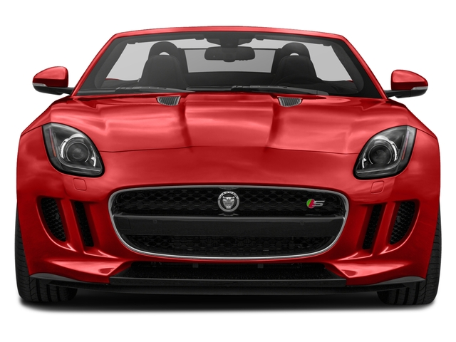 2017 Jaguar F-TYPE Prices and Values Convertible 2D S V6 front view